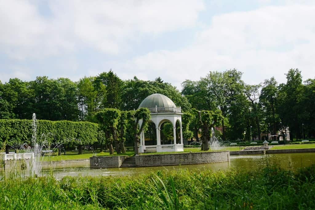 Kadriorg Park and Art Museum - 2 days in Tallinn