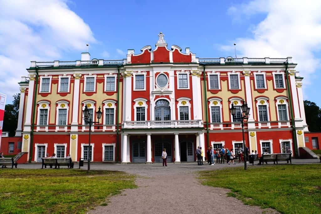 Kadriorg Park and Art Museum - a weekend in Tallinn