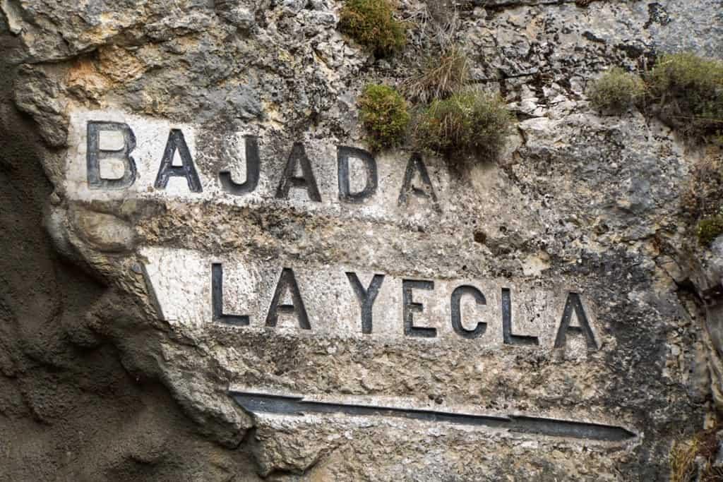 La Yecla Spain