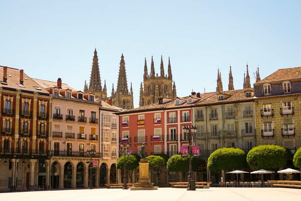 Plaza Mayor, things to do in Burgos