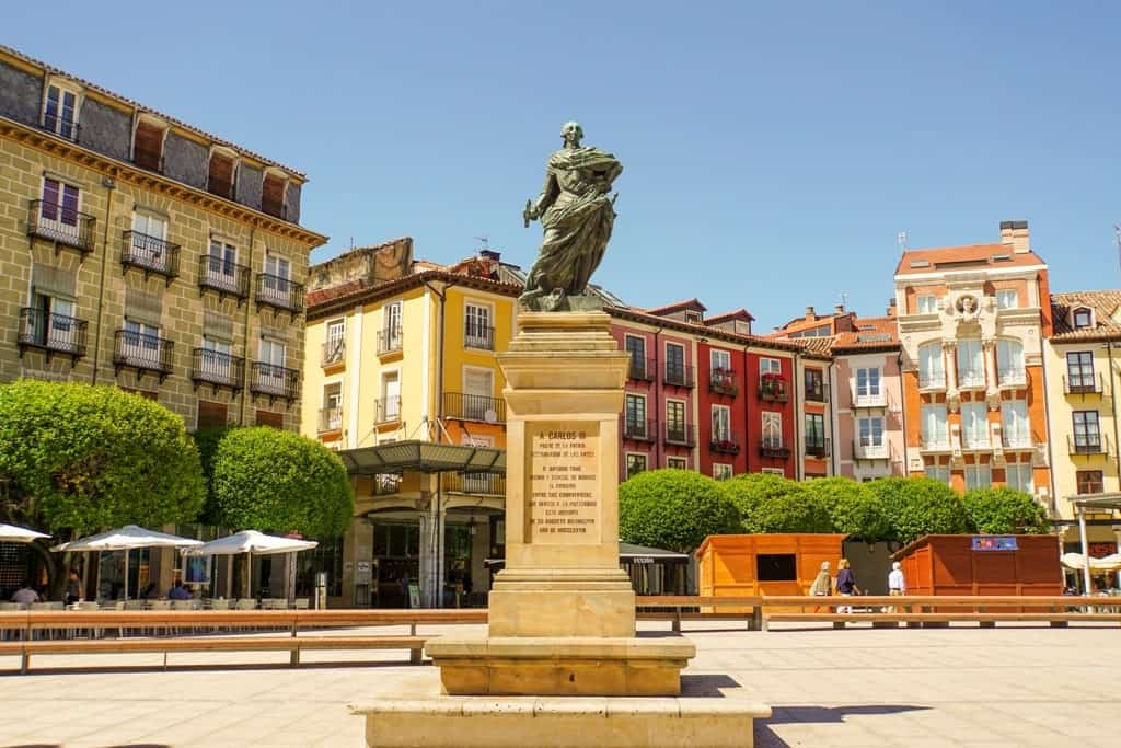 Plaza Mayor Burgos 2