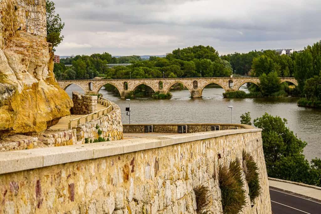 Puente de Piedra, Zamora Spain
