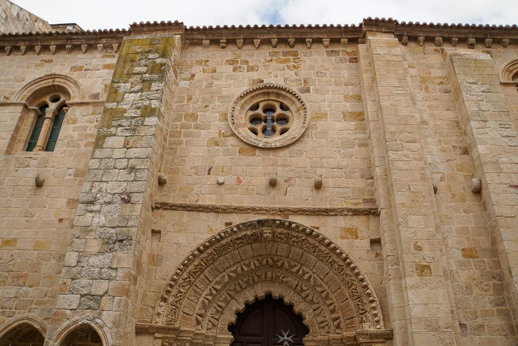 Santa Maria Magdalena Church Zamora