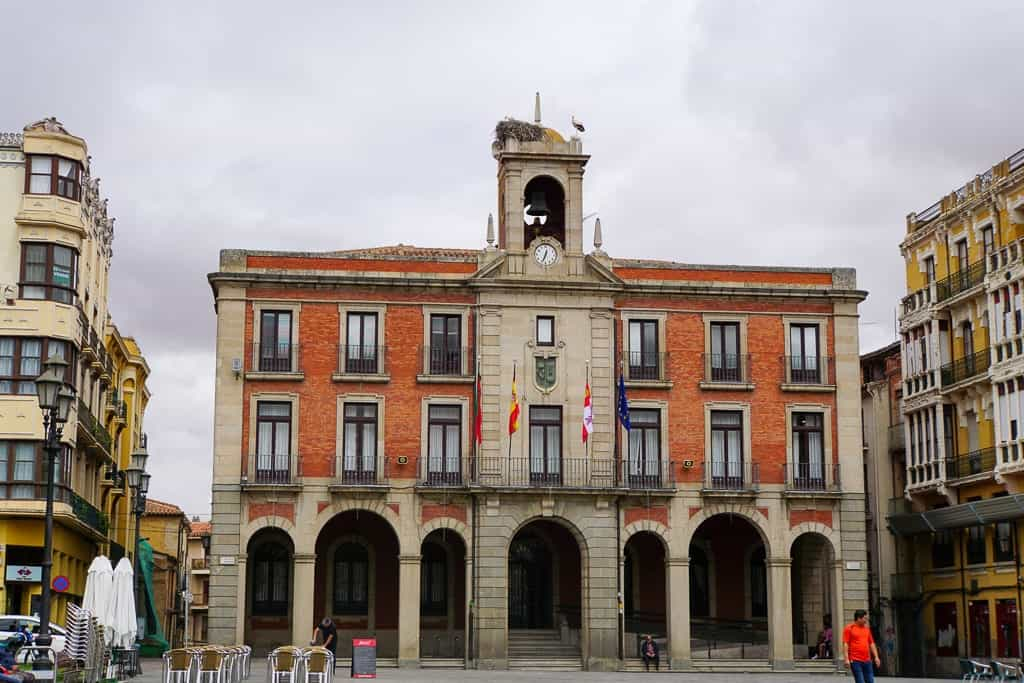Town Hall Square things to do in Zamora Spain