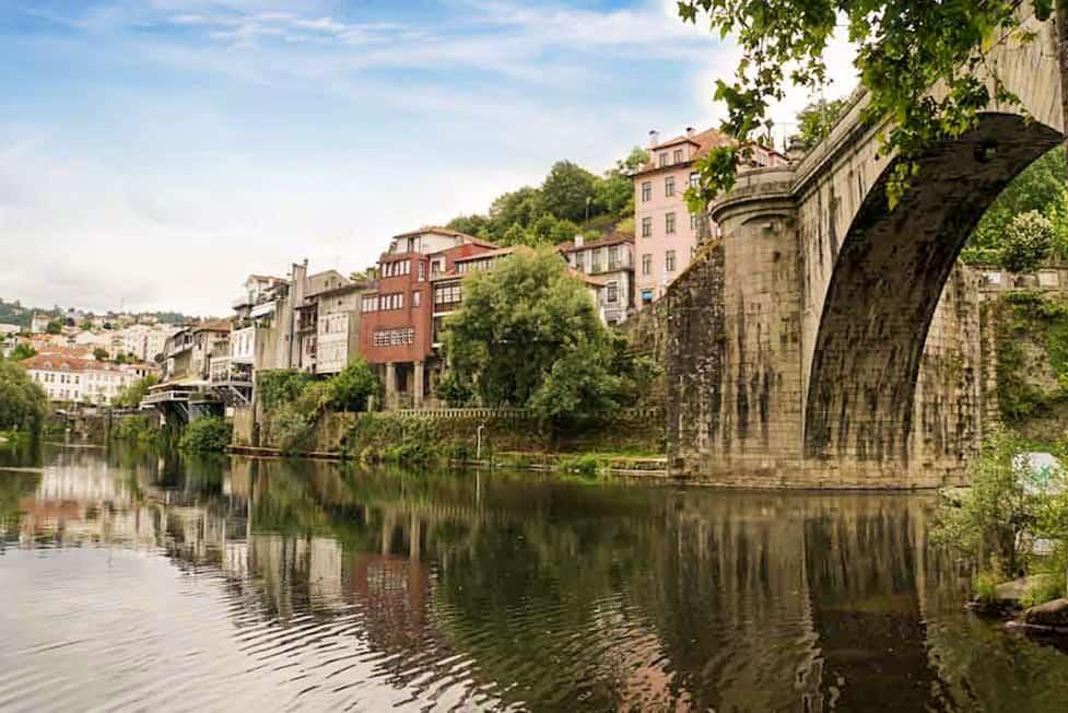 Tamega River Amarant Portugal