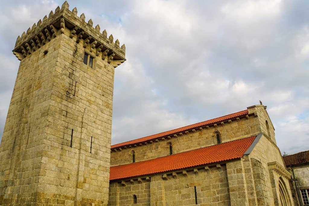 Monastery of Travanca - Things to do in Amarante Portugal