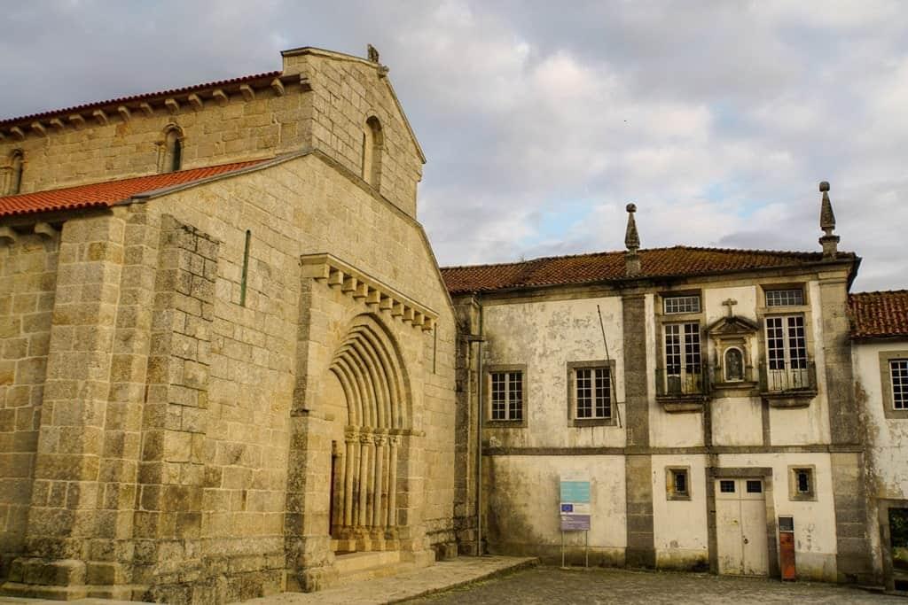 Monastery of Travanca - Things to do in Amarante ortugal