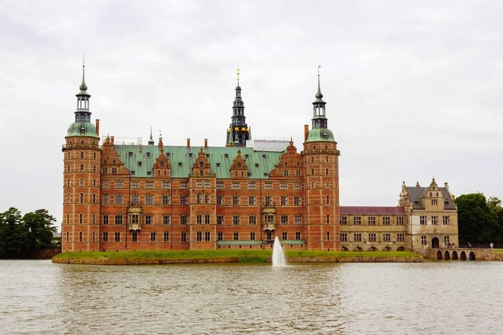 Frederiksborg Castle - things to do in Copenhagen in winter