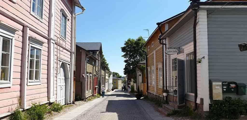 Old-Town-Porvoo