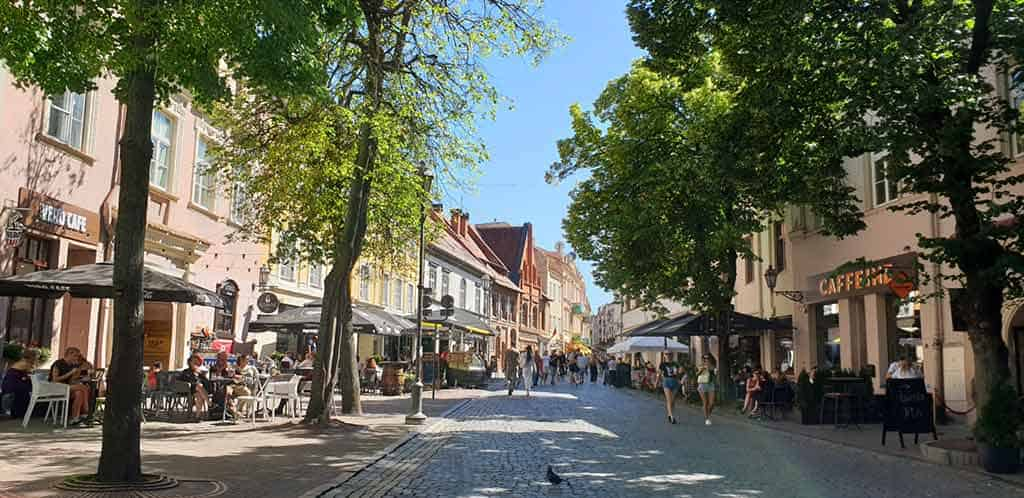 Pilies-Street