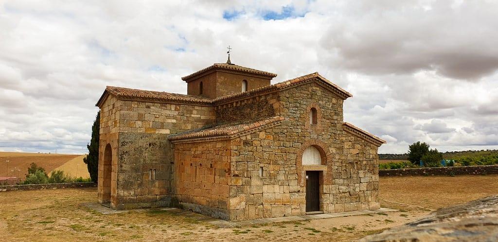 San Pedro de la Nave Spain