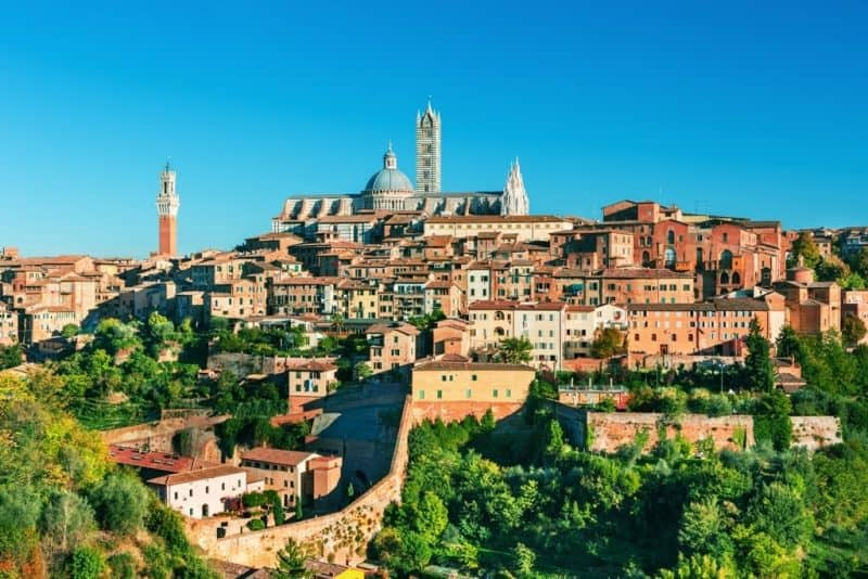 Things to do in Siena in one day