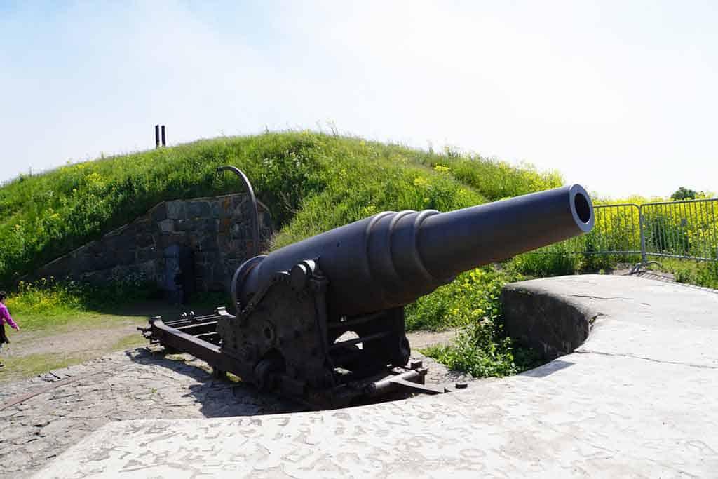 Suomenlinna-canon