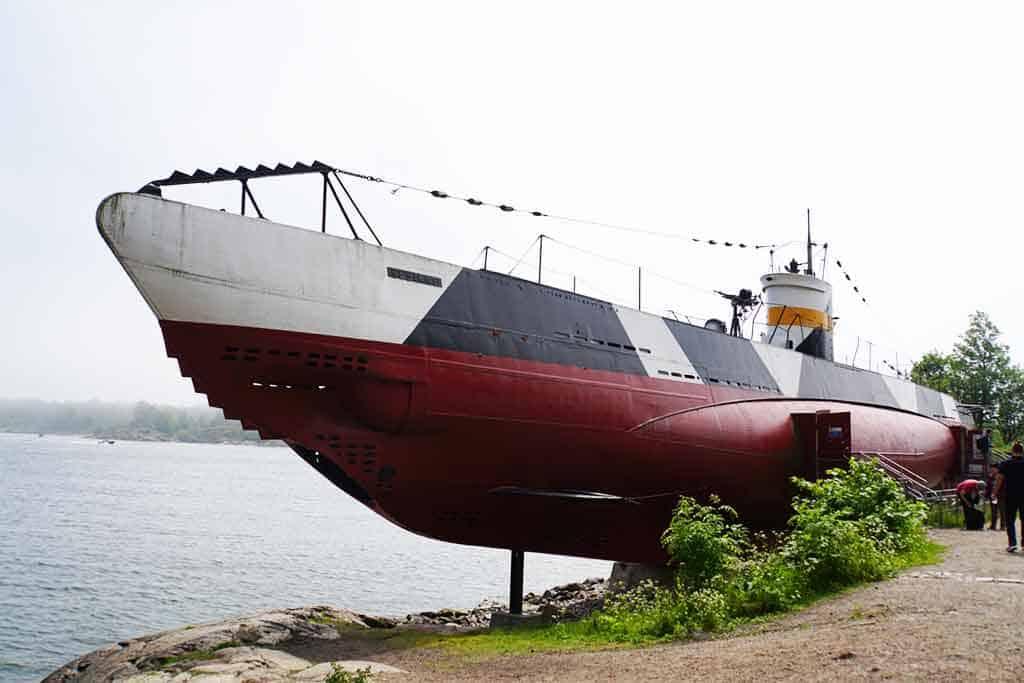 Suomenlinna-ship