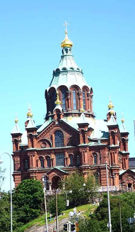 Uspenski-Cathedral