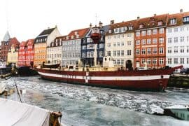 Nyhavn - things to do in Copenhagen in winter