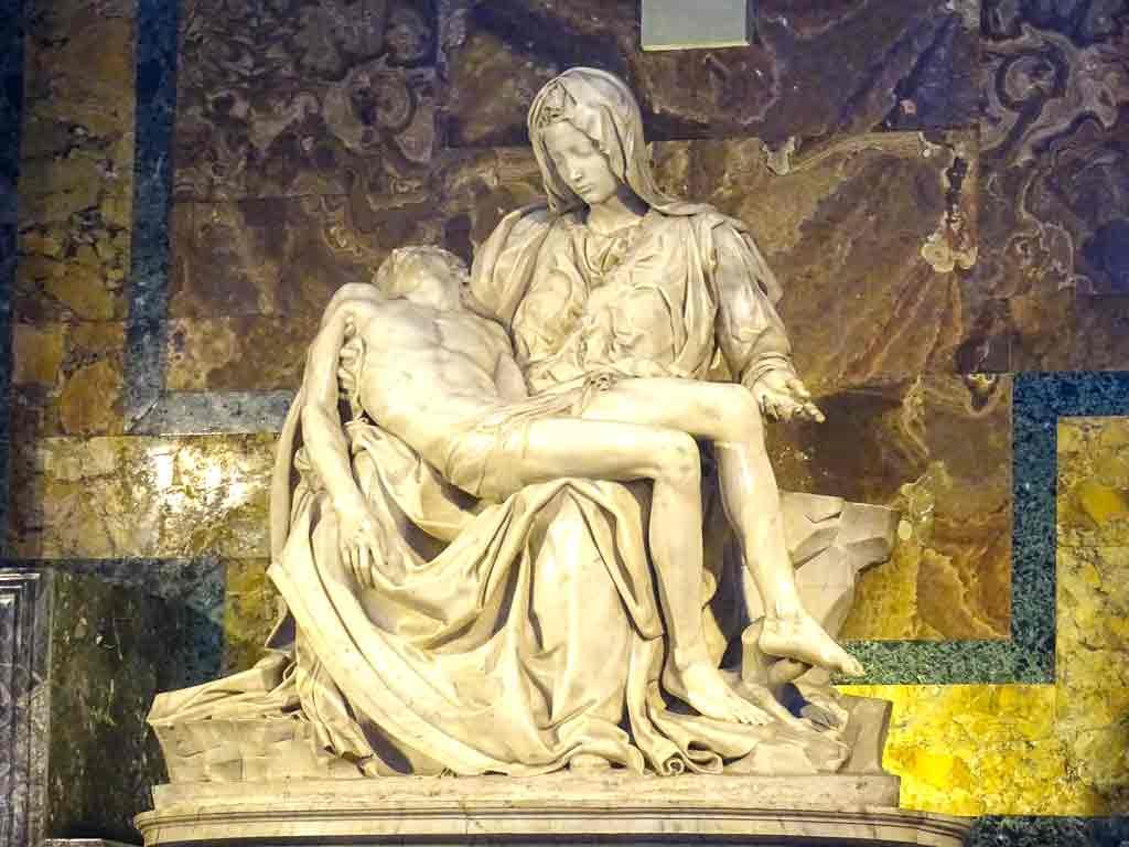 """La-Pietà""."