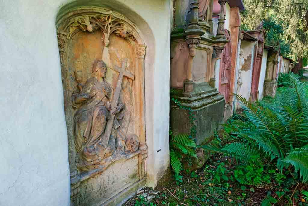 Freiburg Alter-Friedhof