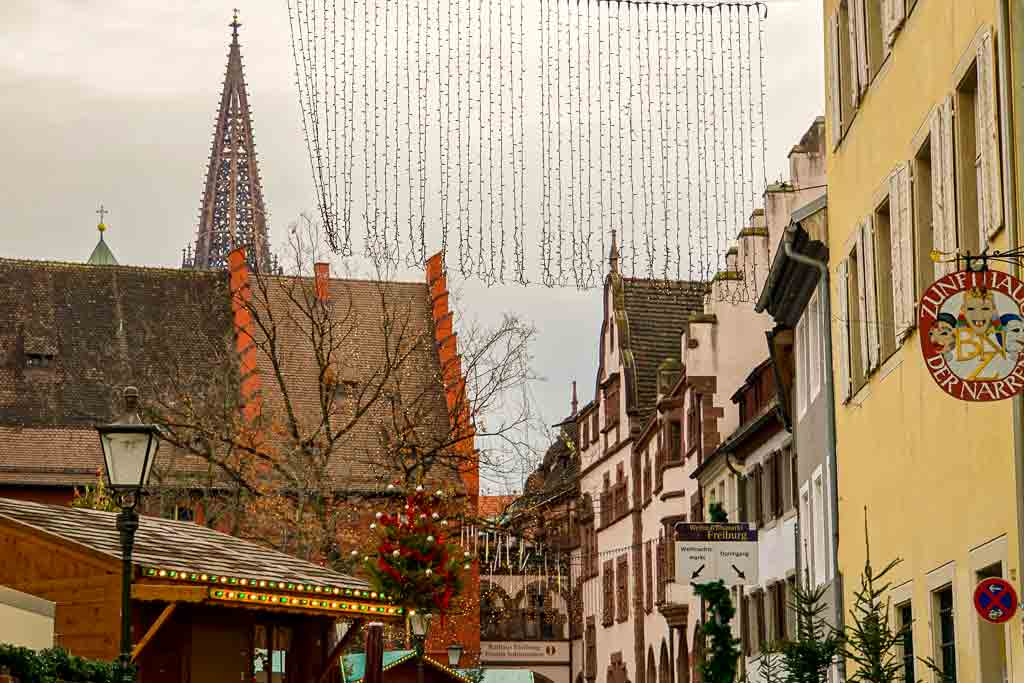 Christmas-market Freiburg