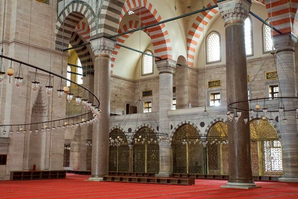 Dolmabahçe Mosque Istanbul 6