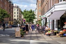 The best areas to stay in Copenhagen: Nørrebro