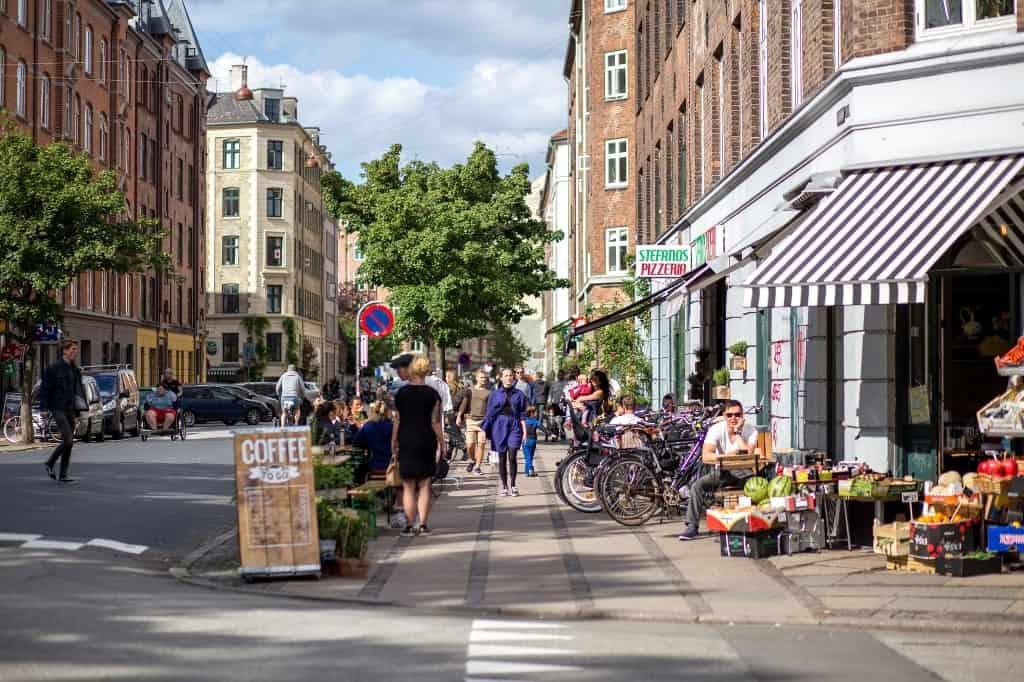 The best areas to stay in Copenhagen: Nørrebro