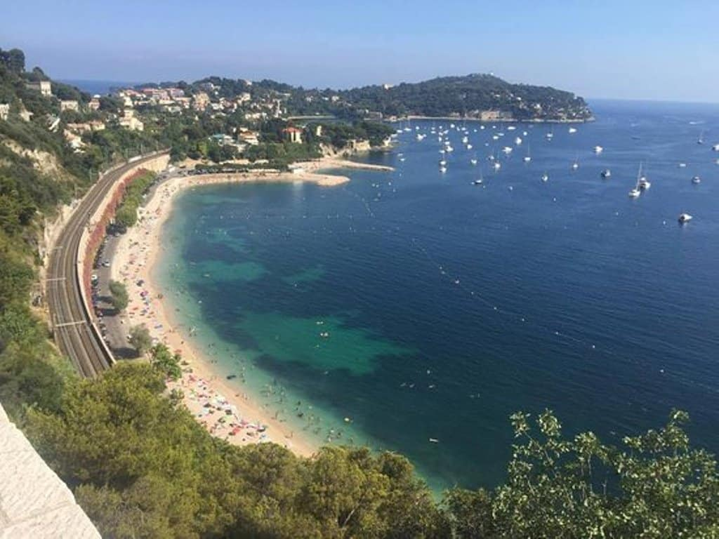 Plage des Marinières - Beaches in South of France