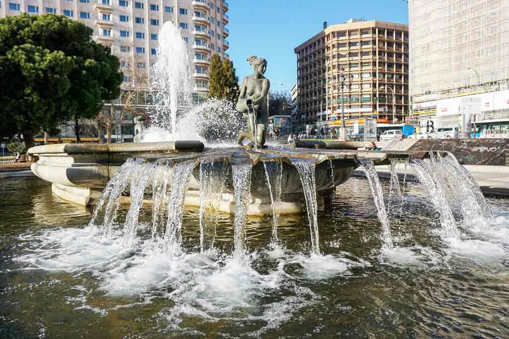 Plaza-de-España-Madrid