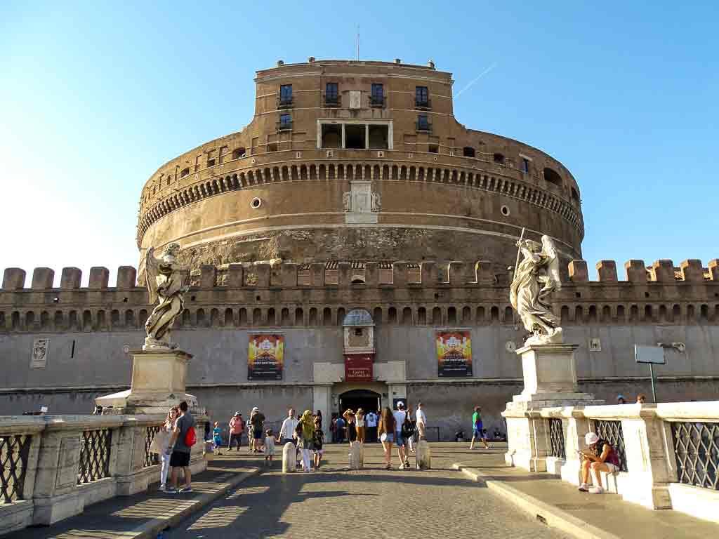 Sant'Angelo-Castle