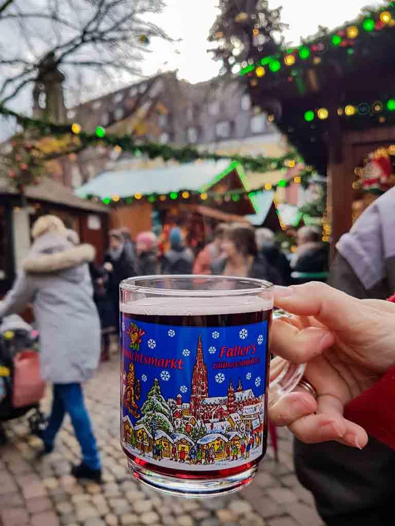 Freiburg christmas-market
