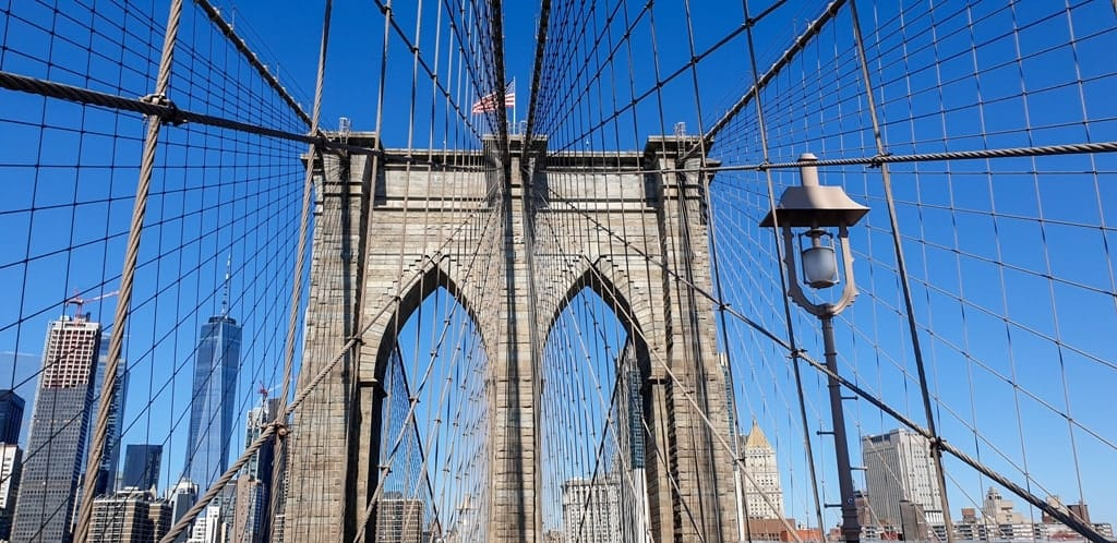 Brooklyn Bridge 5 day New York itinerary