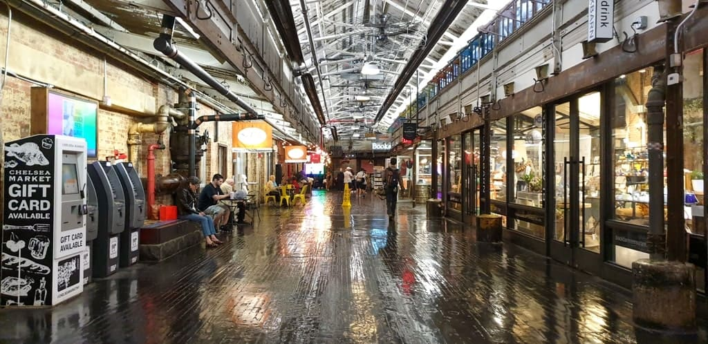Chelsea Market - Five day New York itinerary