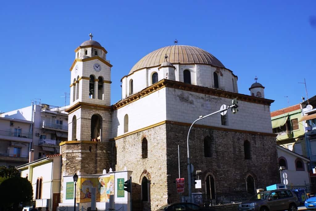 St Nicholas Church Kavala