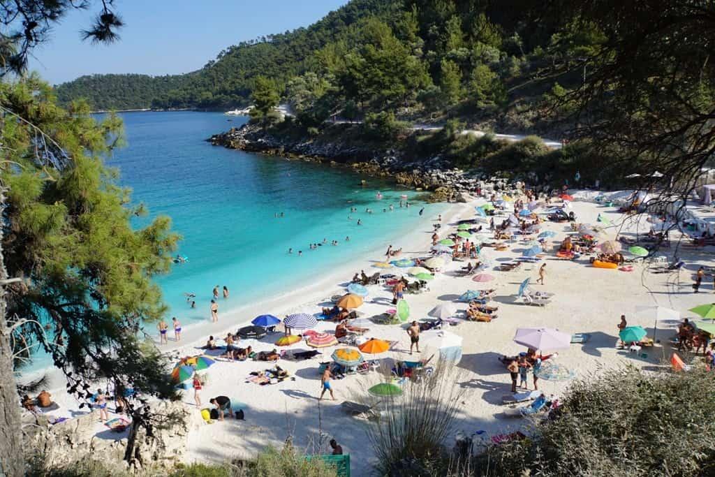 Marmara Beach Thassos