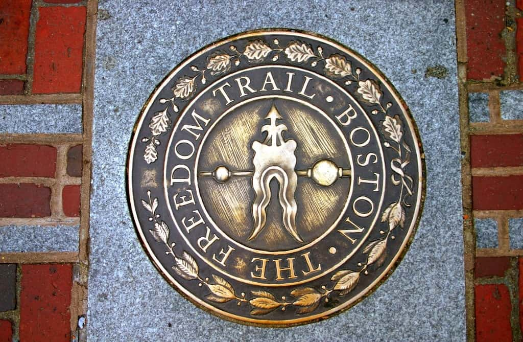 Freedom Trail - things to do in Boston in a day