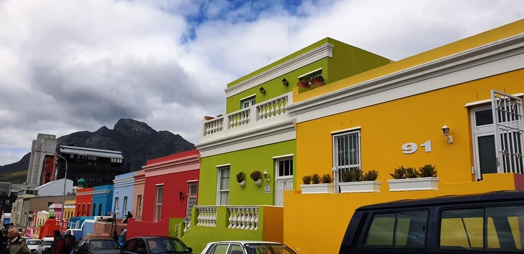 Bo Kaap - 3 day Cape Town itinerary