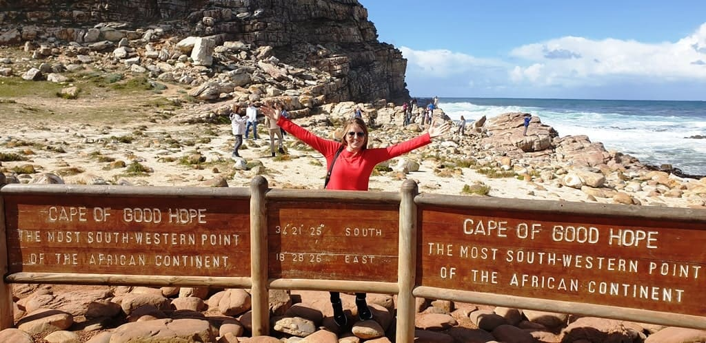 Cape of Good Hope - 3 days in Cape Town