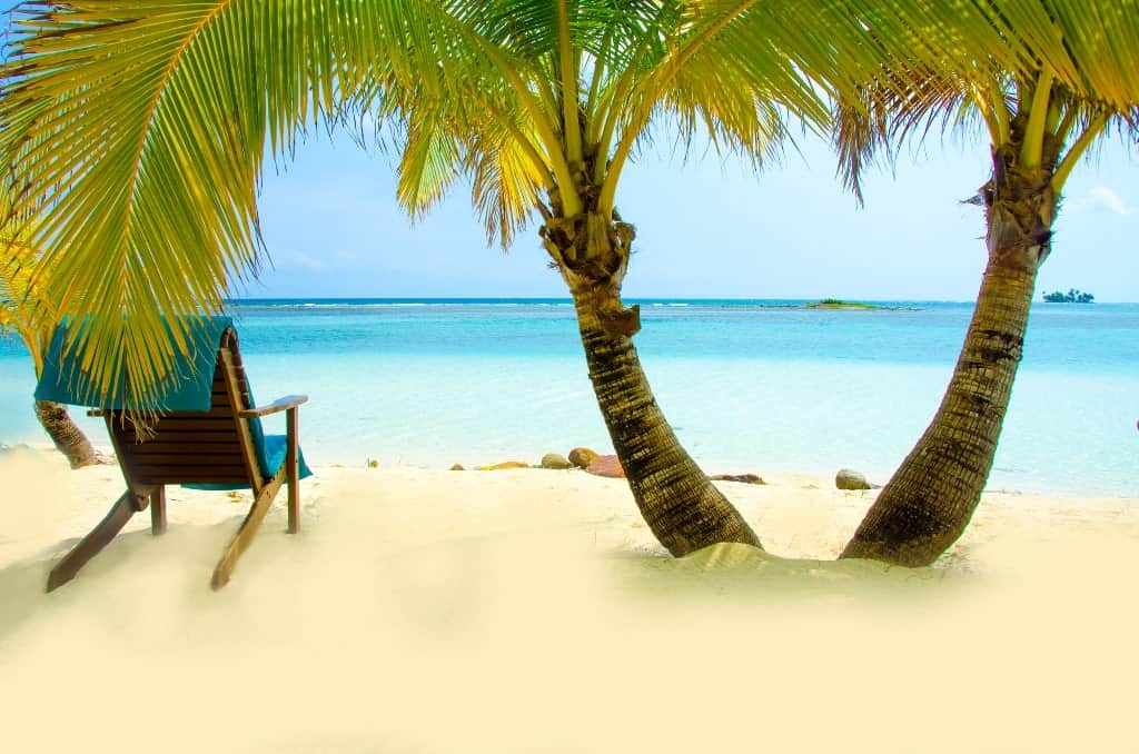 Belize - best beach holidays in december