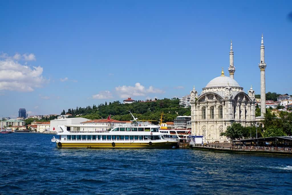Bosphorus Cruise - 2 days in Istanbul