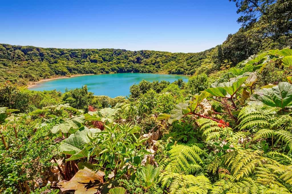 Costa Rica - Hot holiday destinations in January