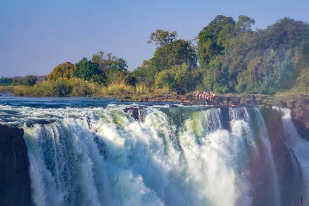 Devils pool Victoria Falls things to do