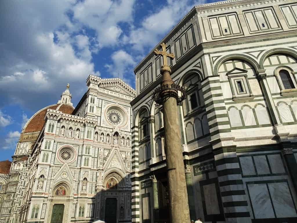 Piazza Duomo - 2 days in Florence