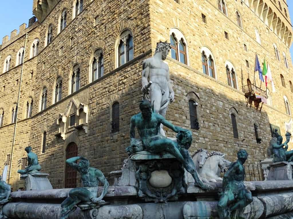 Piazza della Signoria - 2 day Florence itinerary