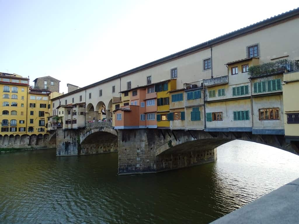 Ponte Vecchio - 2 days in Florence