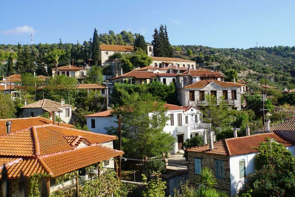 Old Nikiti village - things to do in Halkidiki