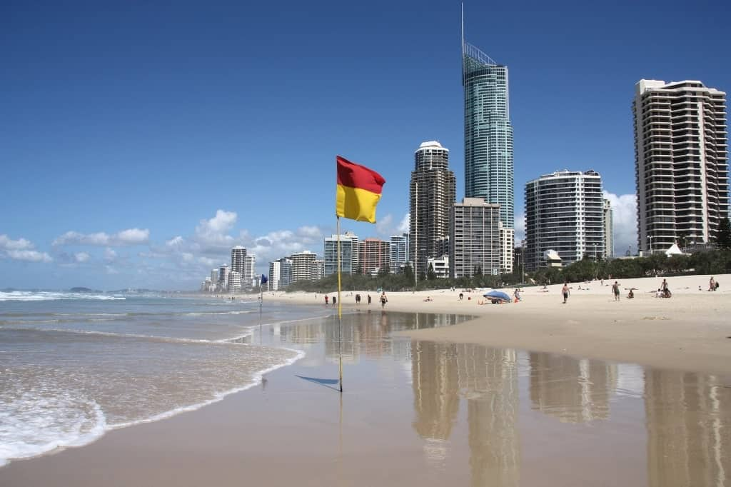 Gold Coast Australia - best beach vacations in december