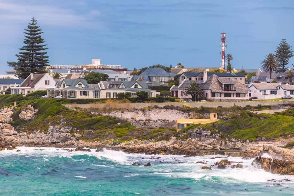 Hermanus -places to visit in South Africa