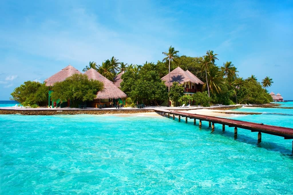 Maldives - Hot holiday destinations in January