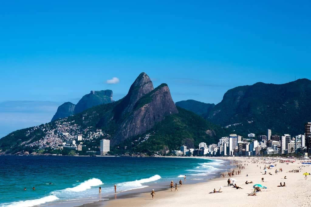 Rio de Janeiro - Where is hot to go on a holiday in January