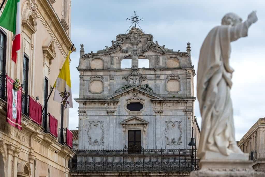 Church of Santa Lucia la Badia